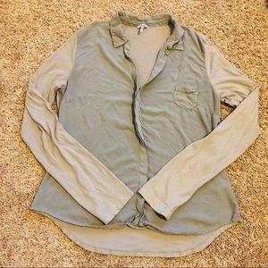 Splendid Long Sleeve Shirt